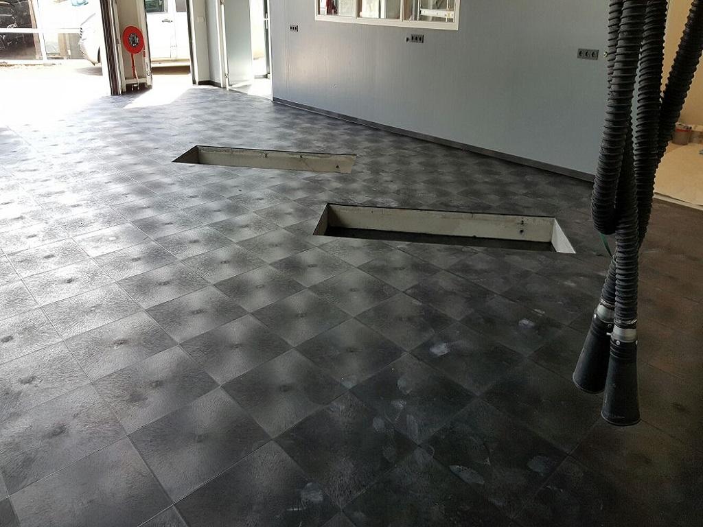 Fußboden Werkstatt ~ Werkstatt fliesen smartstore